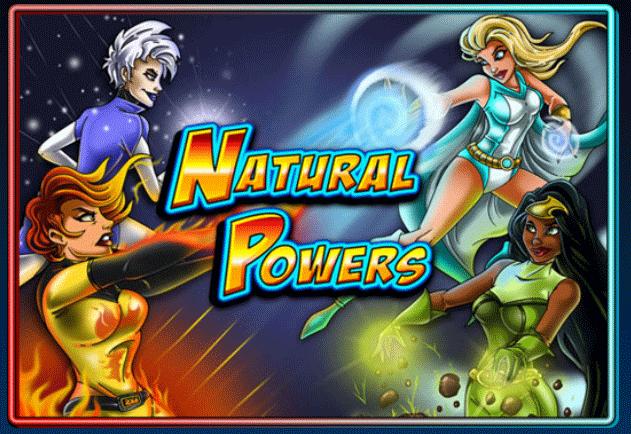 slot gratis natural powers