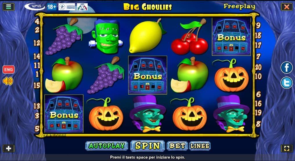 Slot Big Ghoulies