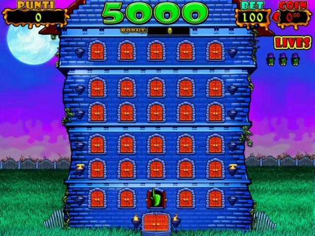 Bonus a tema slot Big Ghoulies