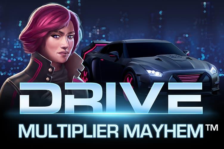 slot gratis Drive Multiplier Mayhem