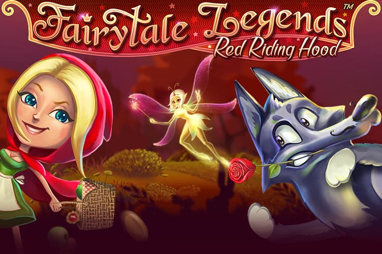 slot Fairytale Legends: Red Riding Hood gratis