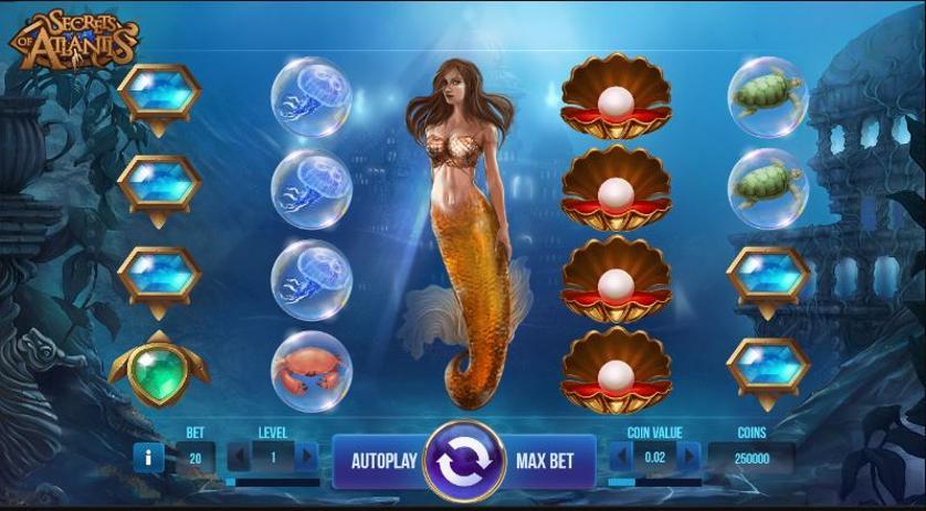 Slot Secrets of Atlantis
