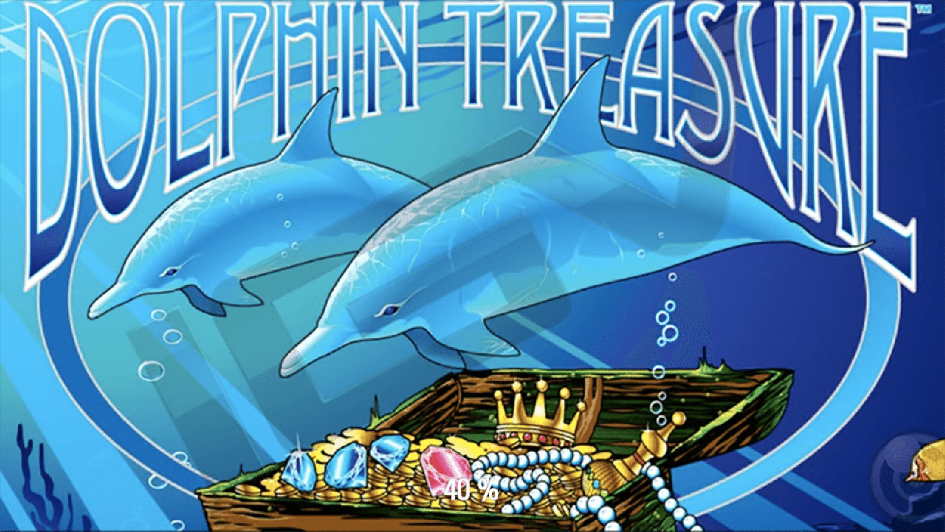 Slot Gratis Dolphin Treasure