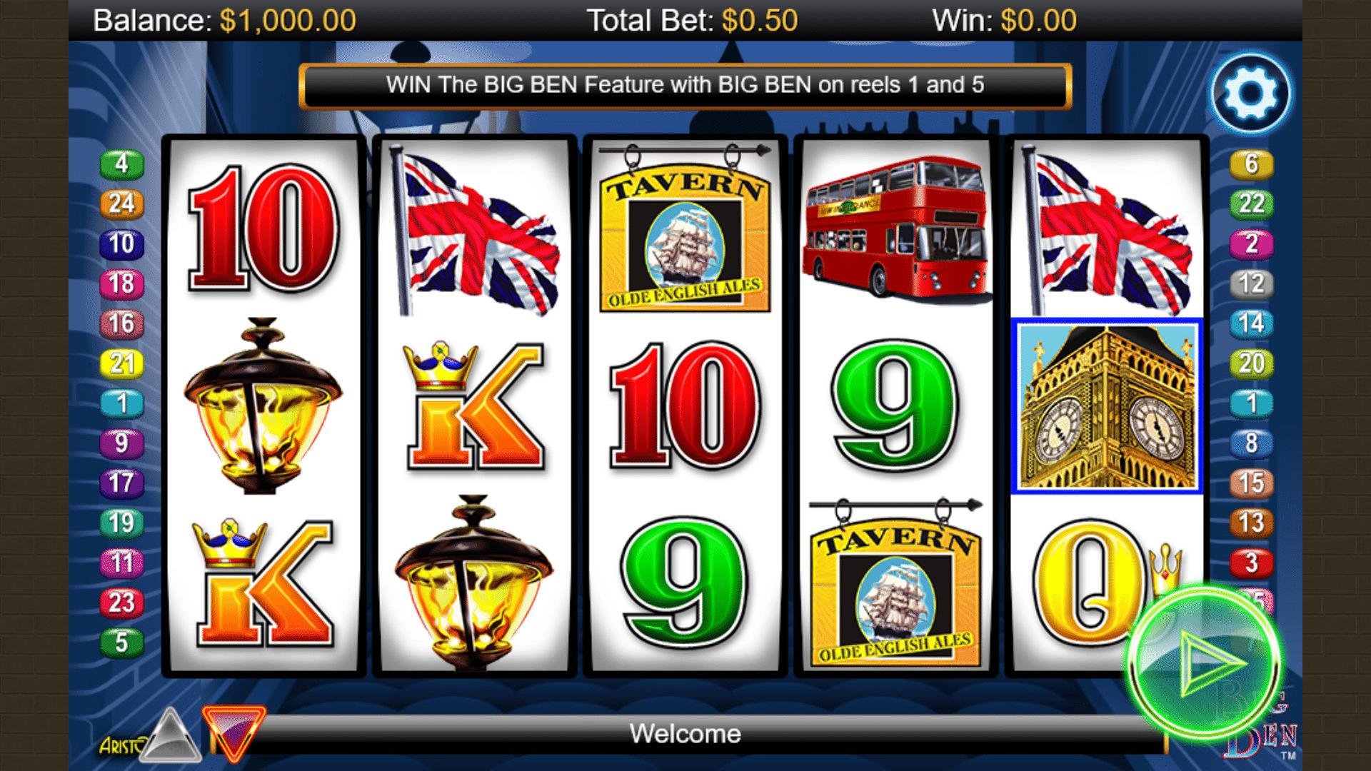 Slot Big Ben