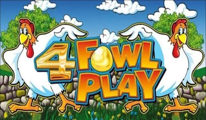 Slot machine 4 Fowl Play Gratis online