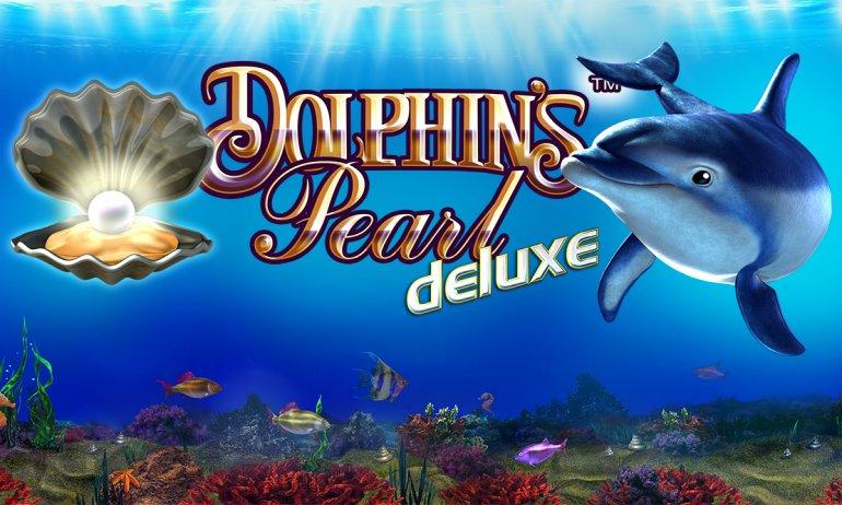 Slot Gratis Dolphin's Pearl Deluxe