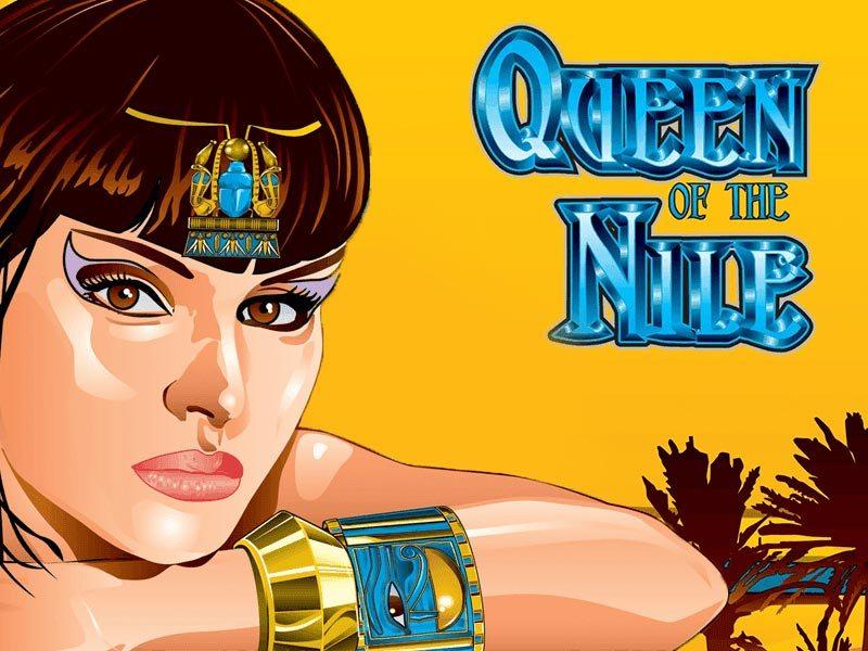 slot gratis Queen of the Nile