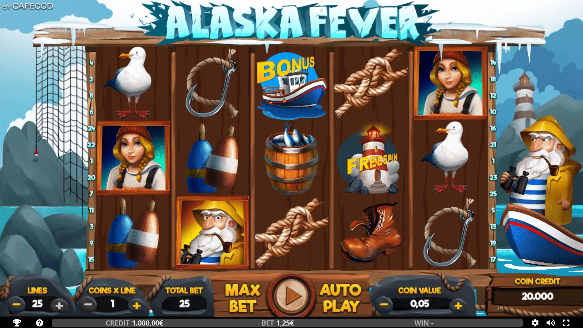 Slot Alaska Fever