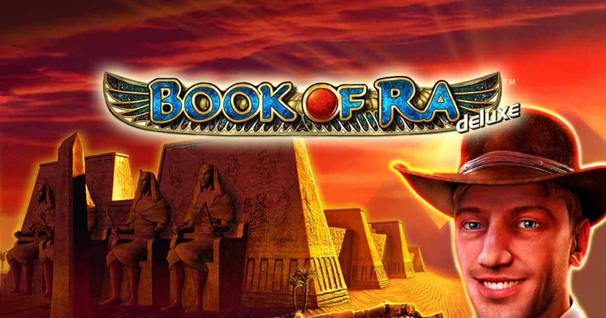 Slot gratis Book Of Ra Deluxe