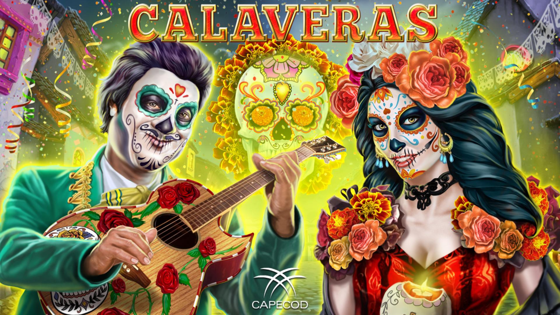 Slot Gratis Calaveras