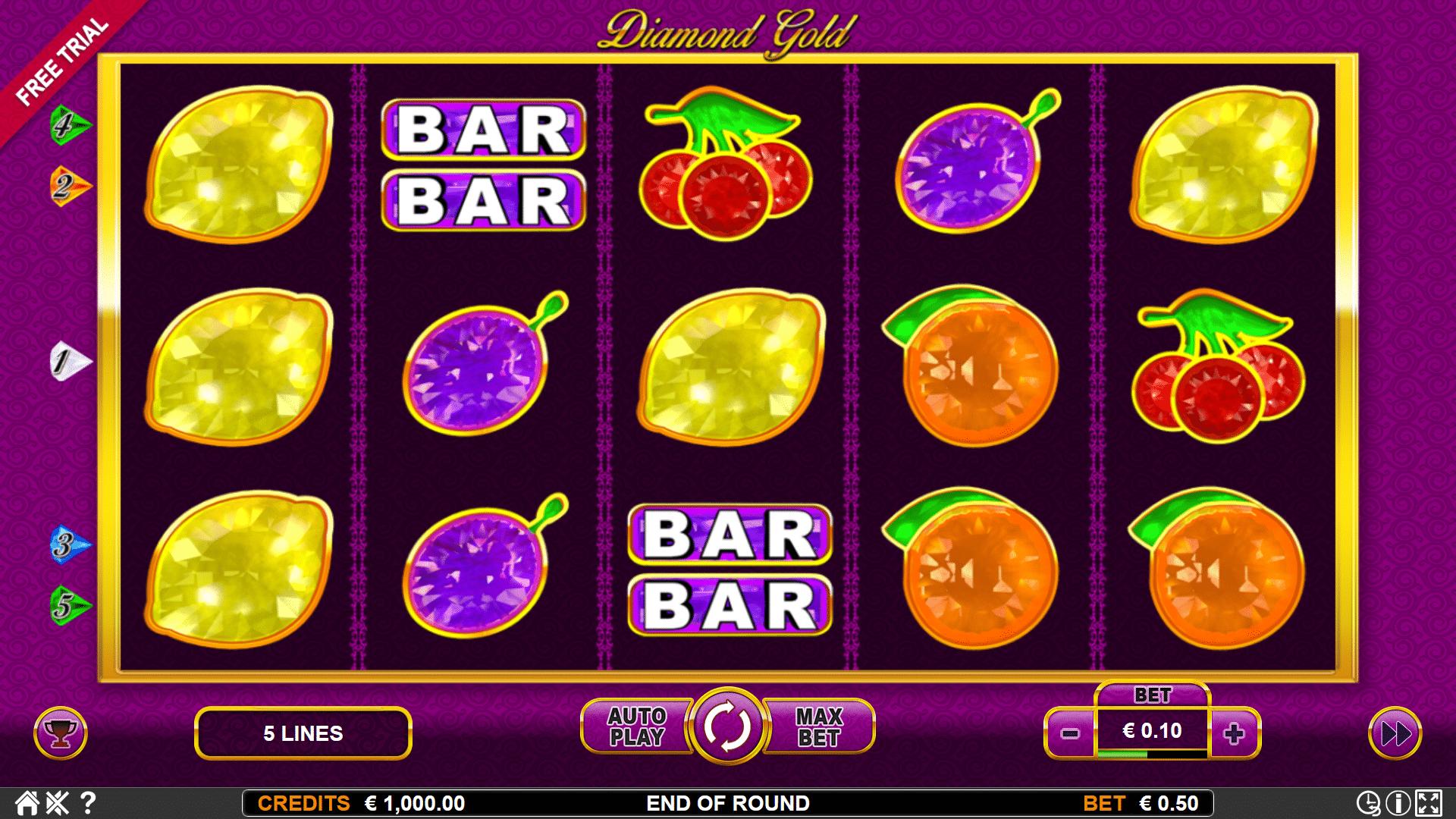 Slot Diamond Gold