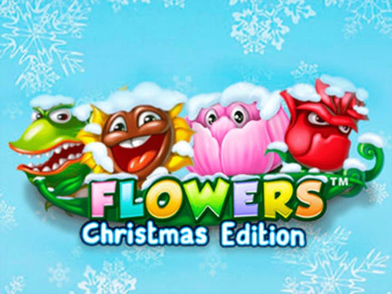 slot gratis flowers christmas edition
