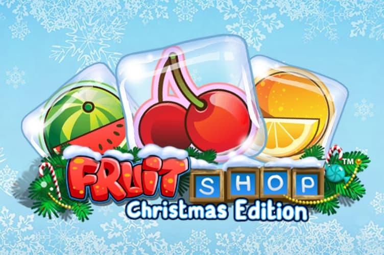 slot gratis fruit shop christmas edition