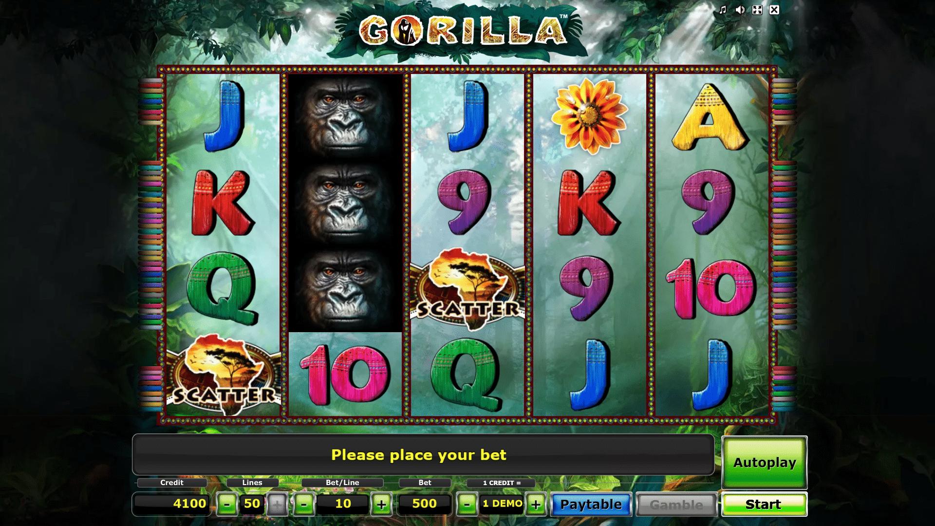 Slot Gorilla