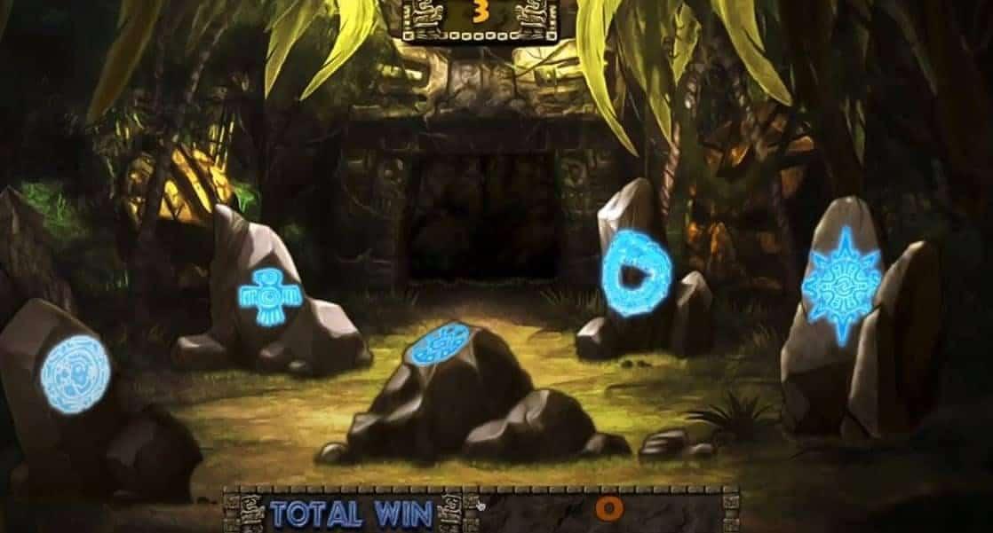 Bonus Piramide Mayan Temple Advance