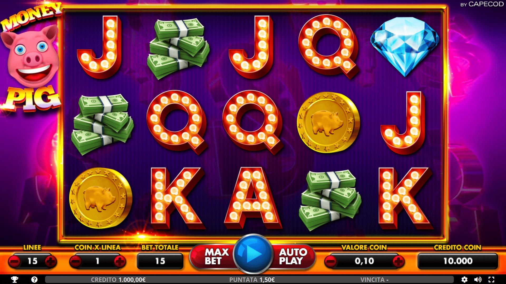 Slot Money Pig