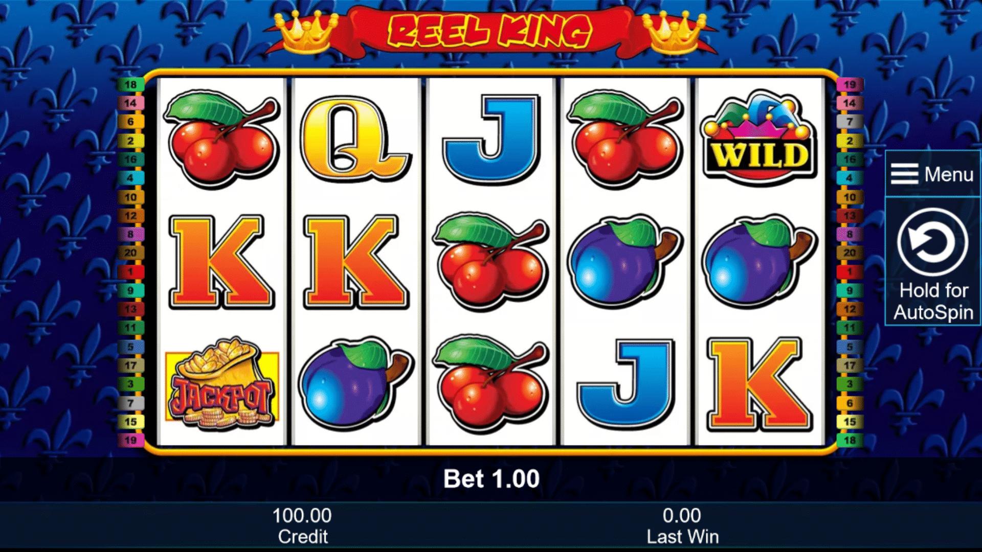 Slot Reel King