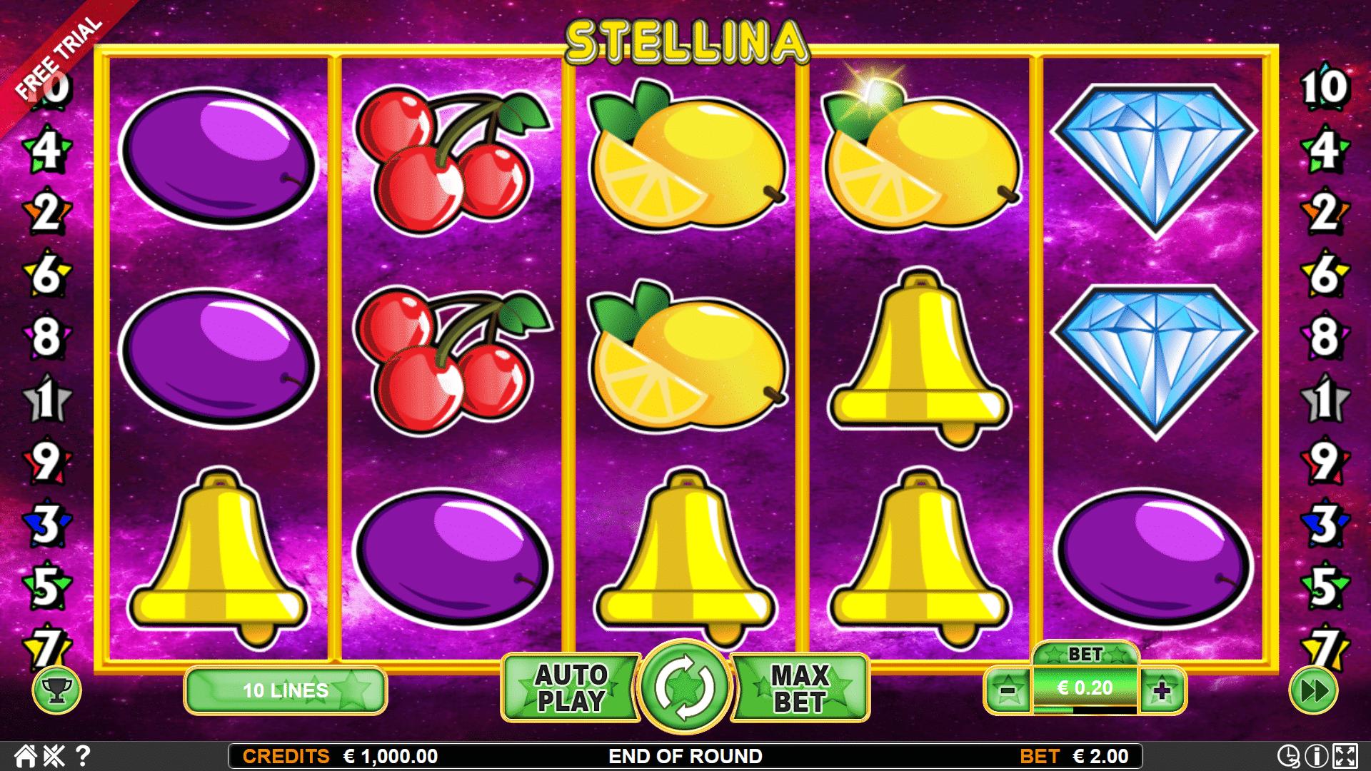Slot Stellina
