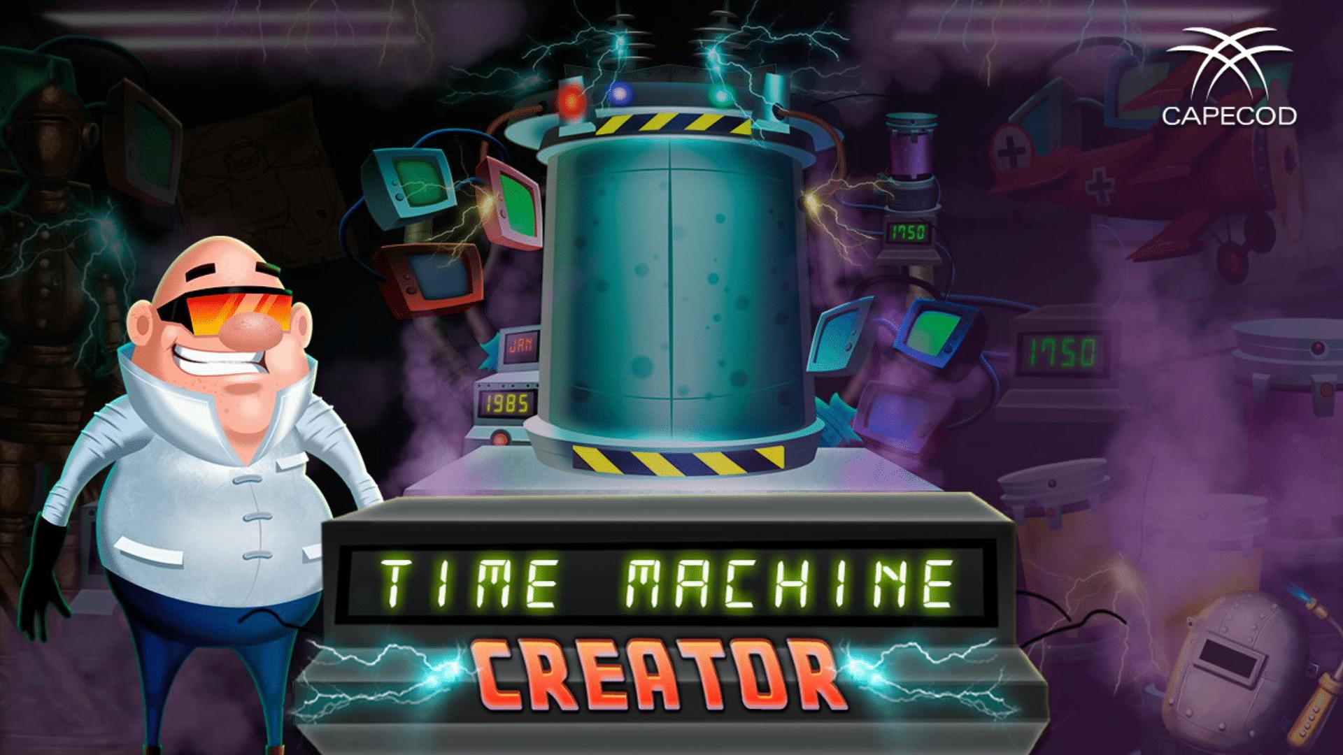Slot Gratis Time Machine Creator