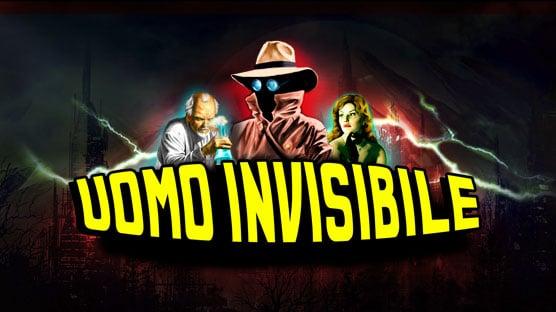 Slot Gratis Uomo Invisibile