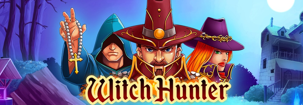 Slot witch hunter online