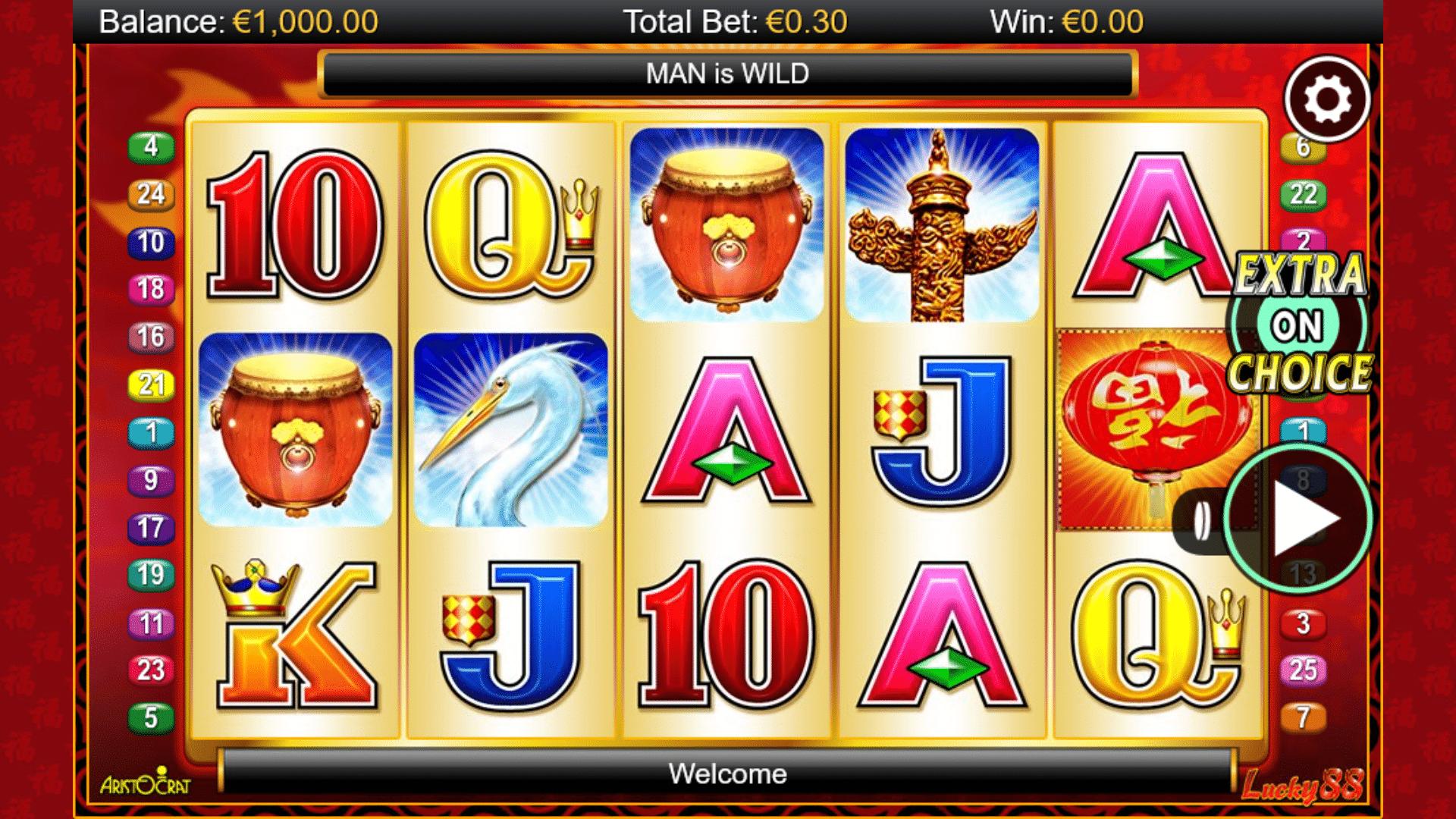 Slot Lucky 88