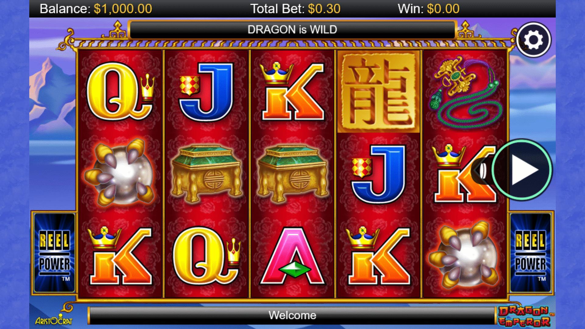 Slot Dragon Emperor