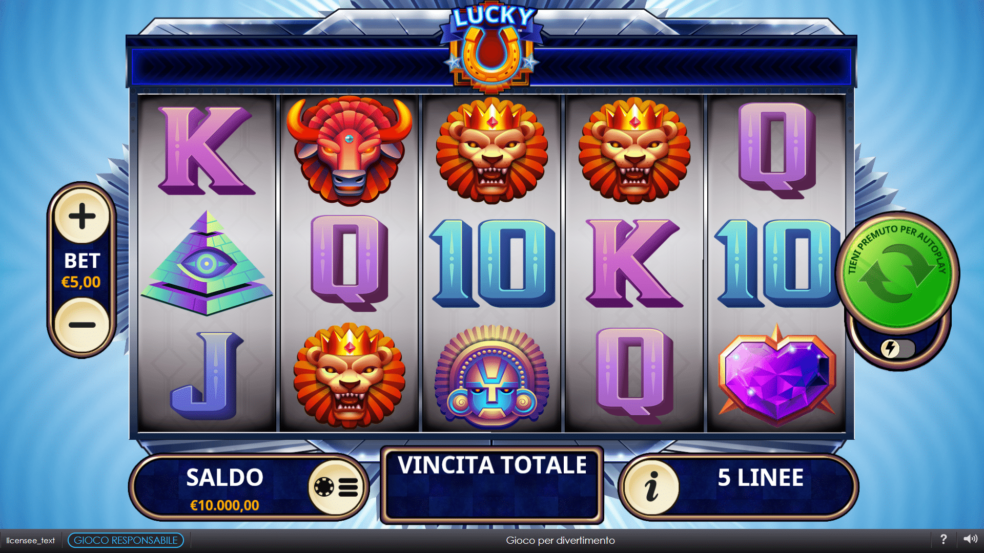 Slot Lucky U