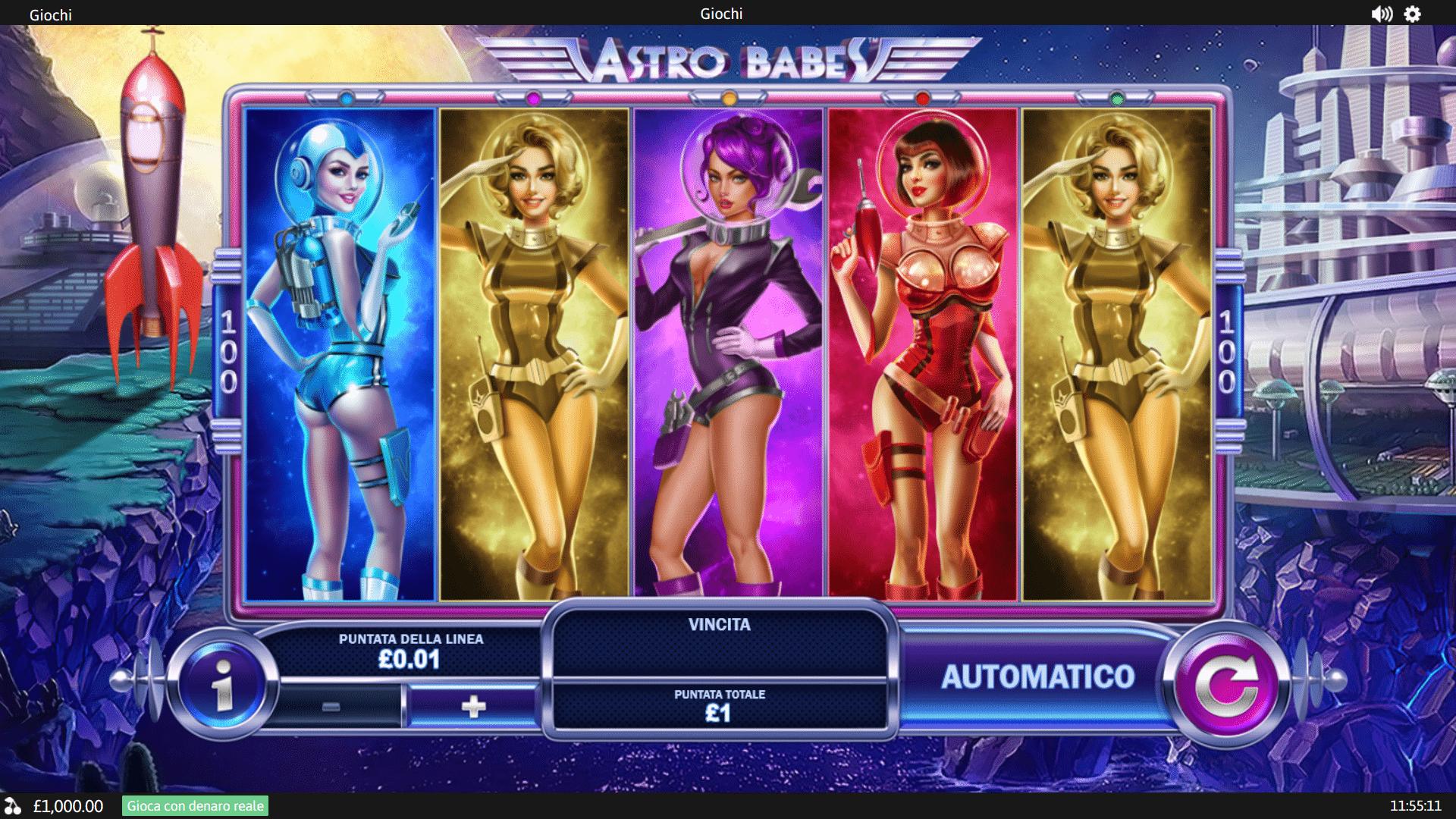 Slot Astro Babes