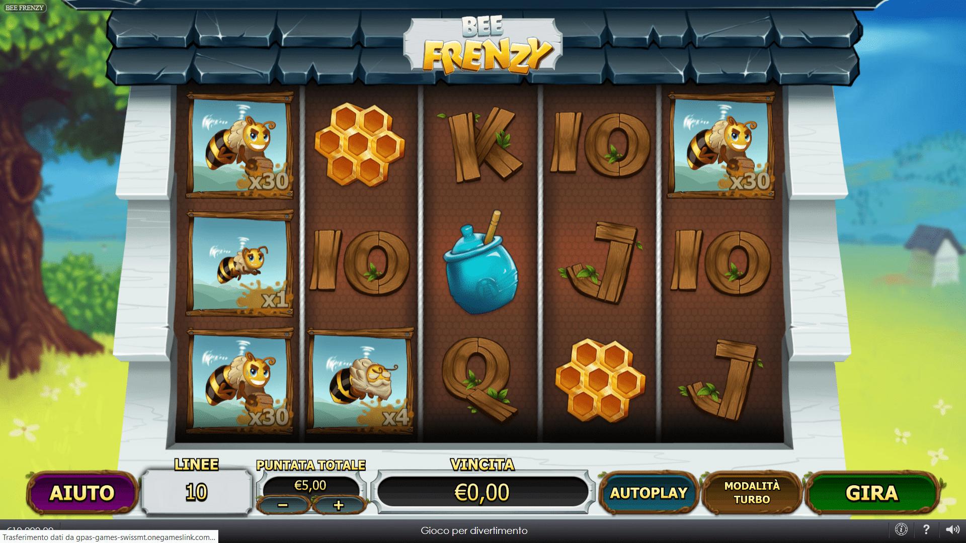 Slot Bee Frenzy