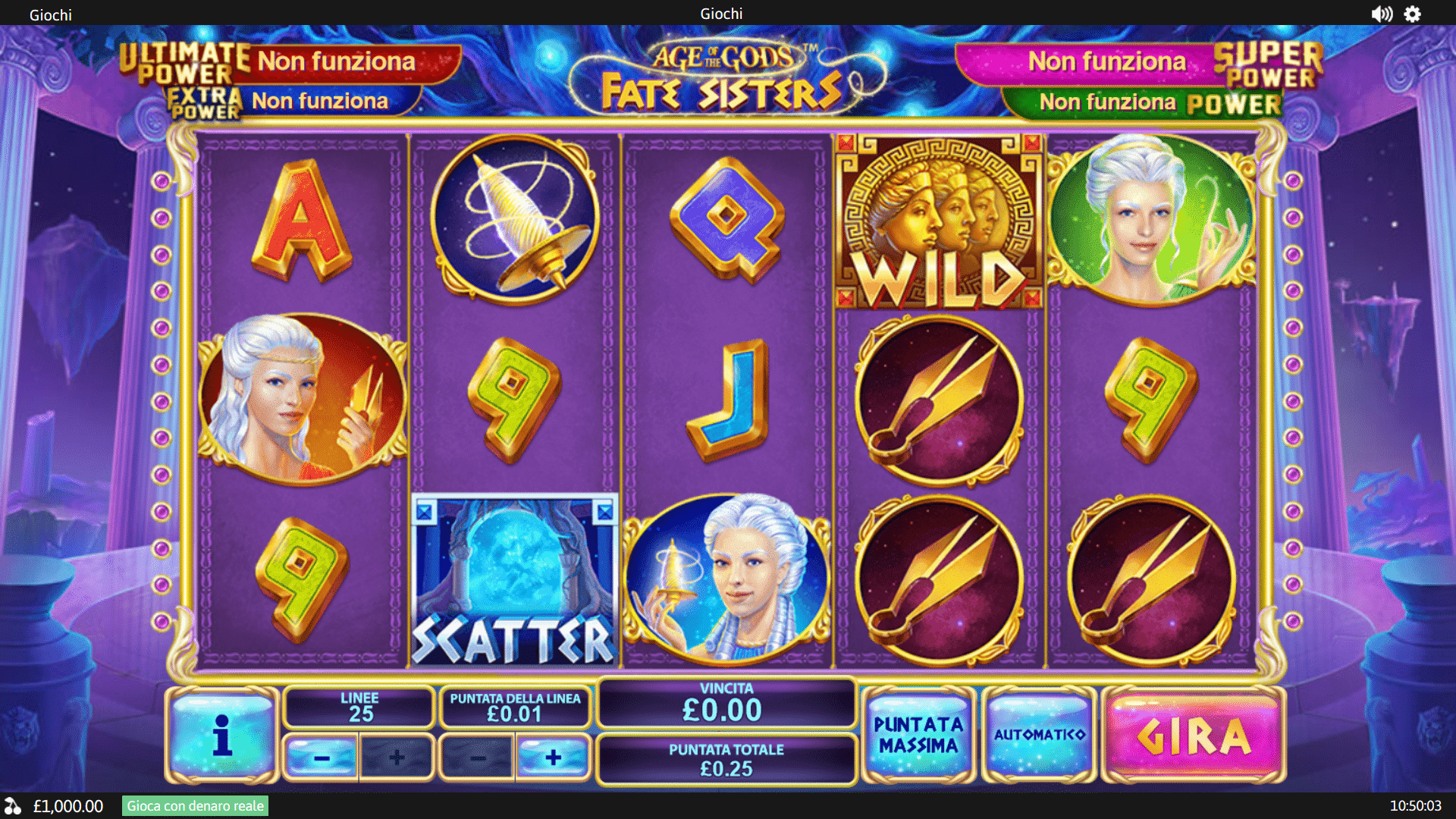 Slot Age of the Gods – Fate Sister