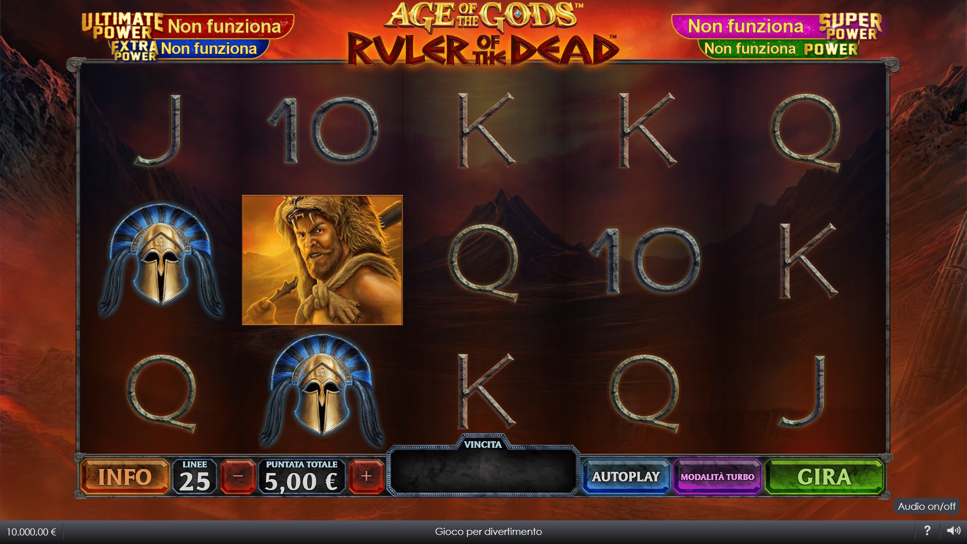 Slot Age Of The Gods: Ruler Of The Dead