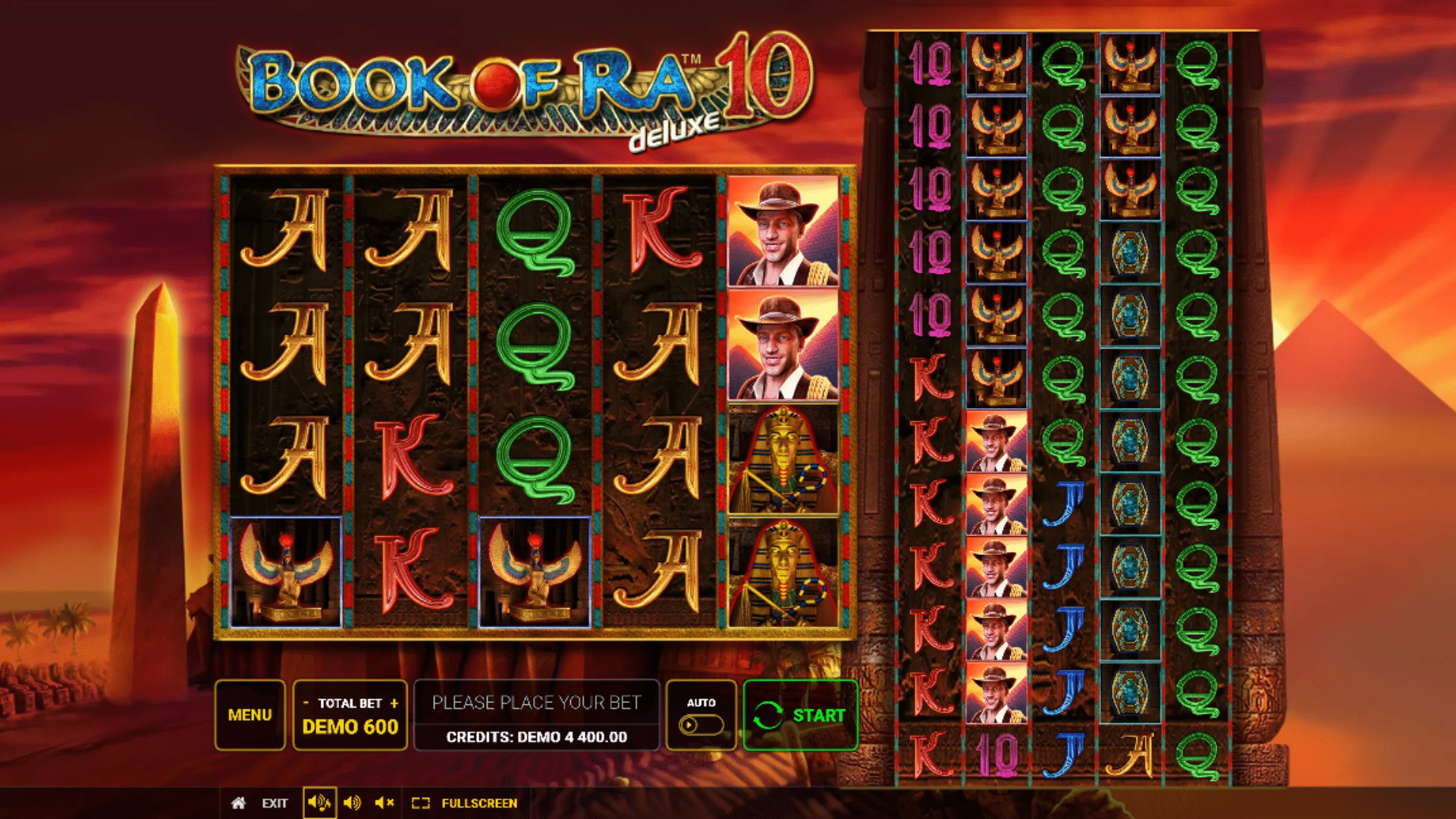 Slot Book Of Ra Deluxe 10