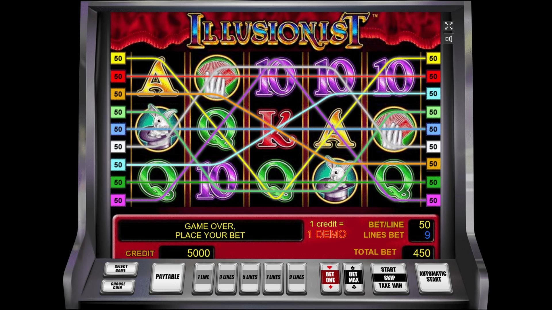 Slot Illusionist