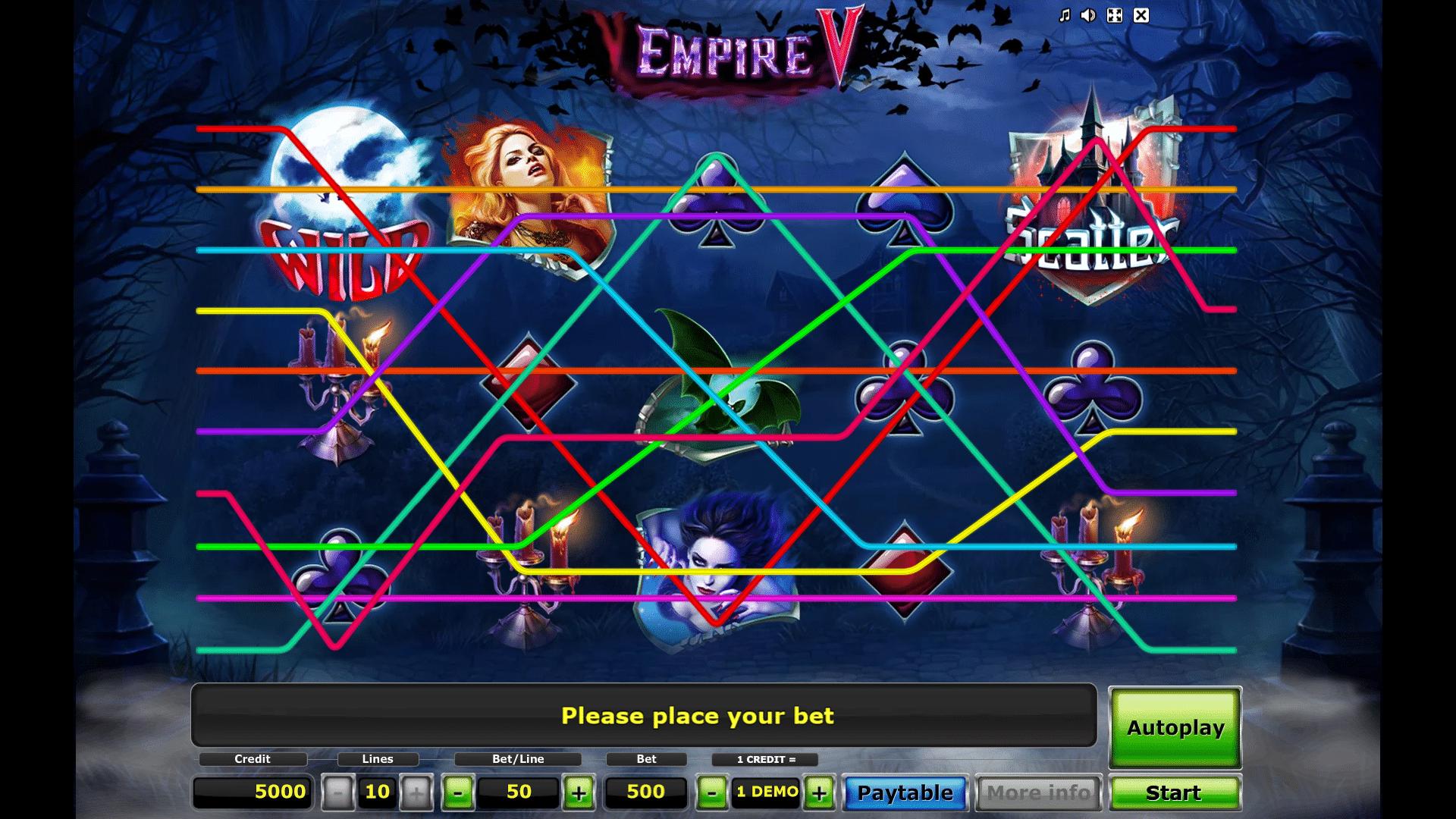 Slot Empire V