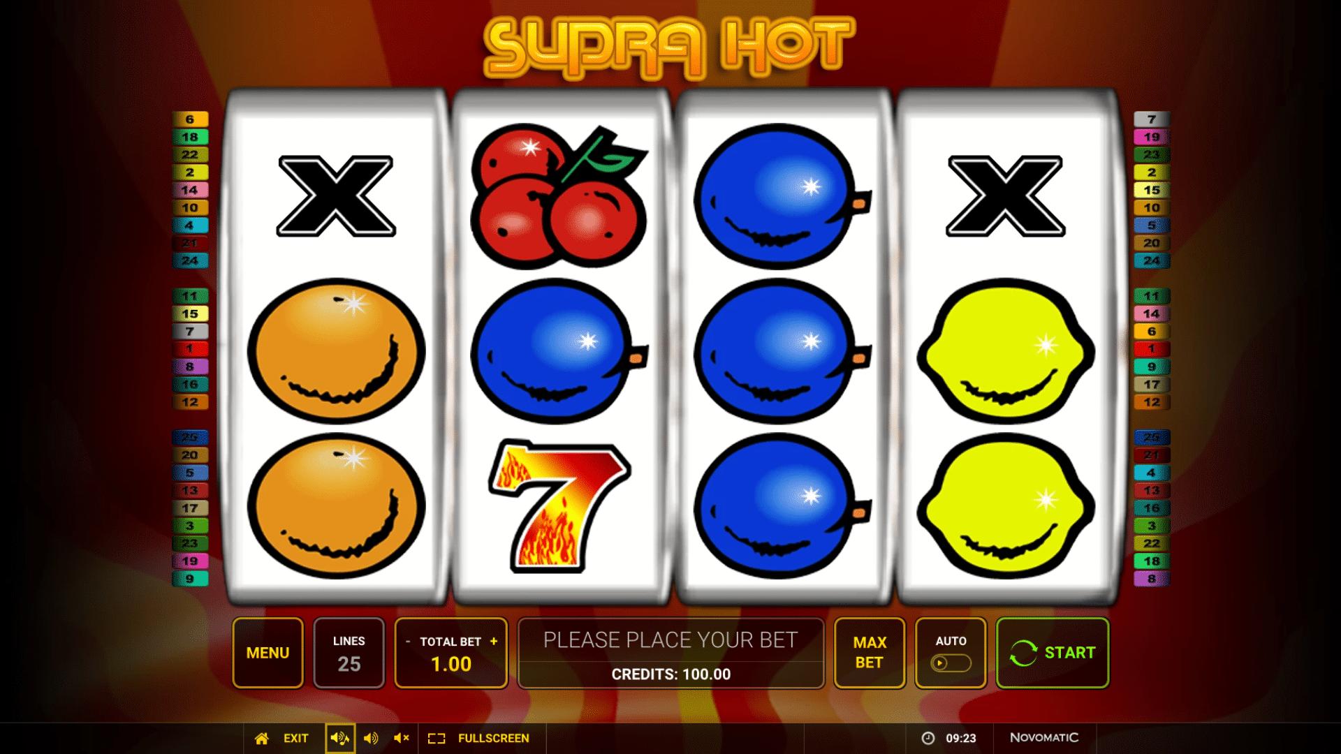Slot Supra Hot