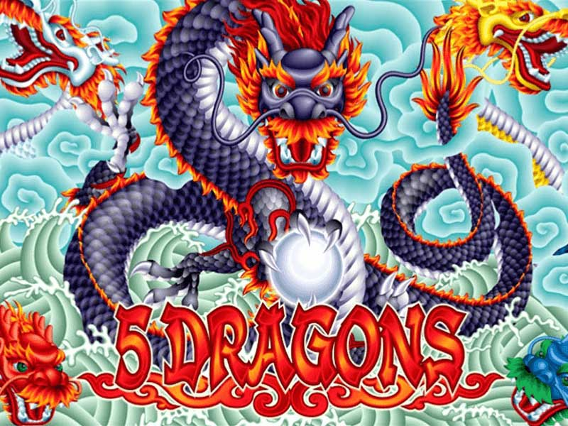 Slot gratis 5 Dragons