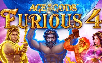 Slot gratis Age of the Gods: Furious 4