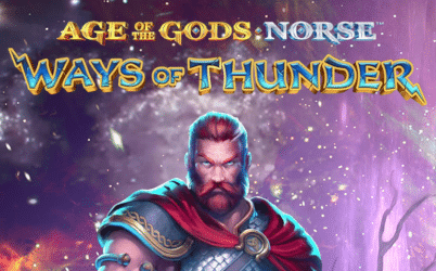 Slot gratis Age of the Gods Norse: Ways of Thunder