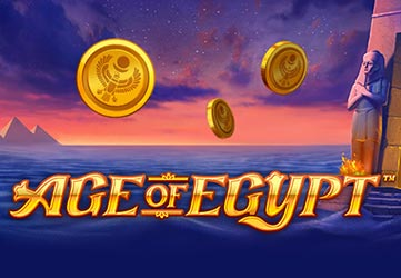 Slot gratis Age of Egypt