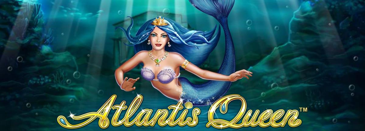 Slot gratis Atlantis Queen