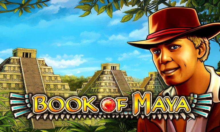 Slot gratis Book Of Maya