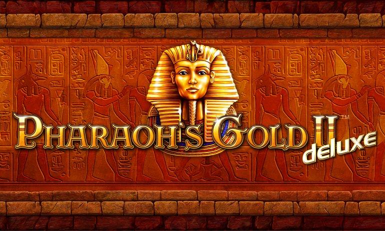 Slot gratis Pharaoh's Gold II Deluxe