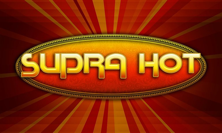 Slot gratis Supra Hot
