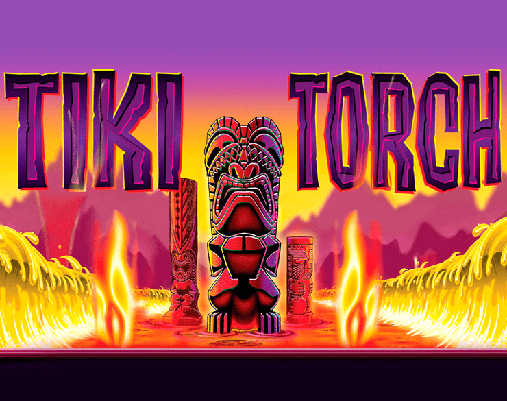 Slot Gratis Tiki Torch