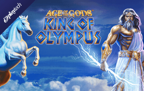 Slot gratis Age of the Gods King of Olympus