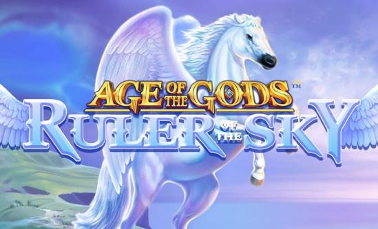 Slot gratis Age of the Gods: Ruler of the Sky