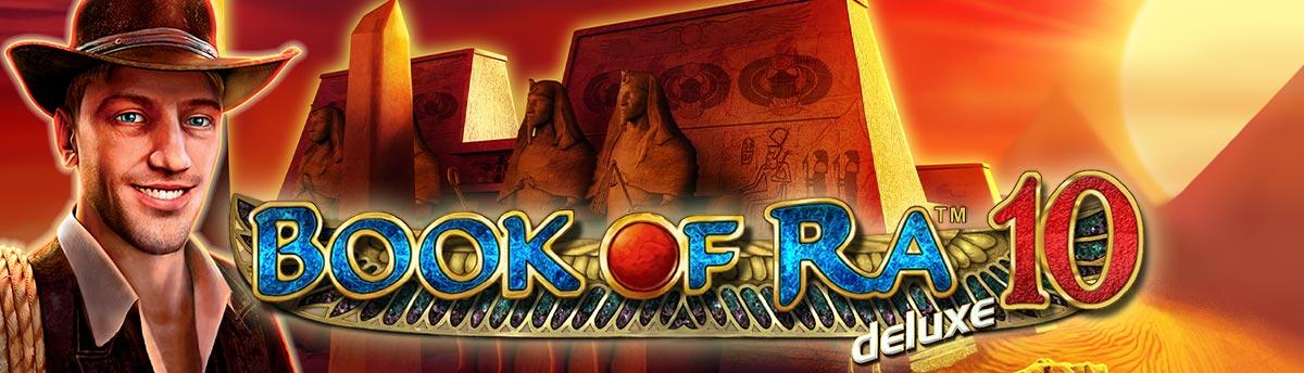 Gioco della Book Of Ra 10 Deluxe