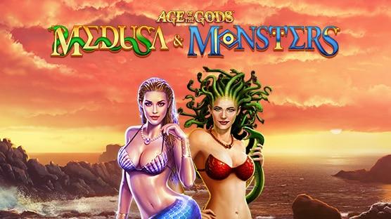 Slot gratis Age of the Gods Medusa & Monsters