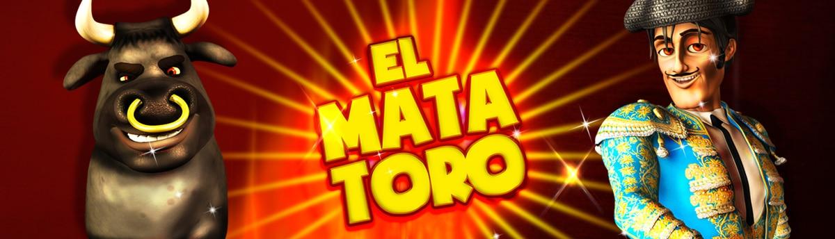 Gioco slot El Mata Toro